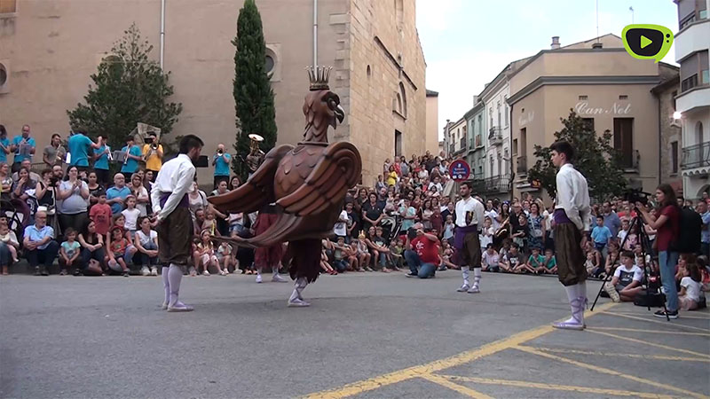 festa major santa coloma 2019